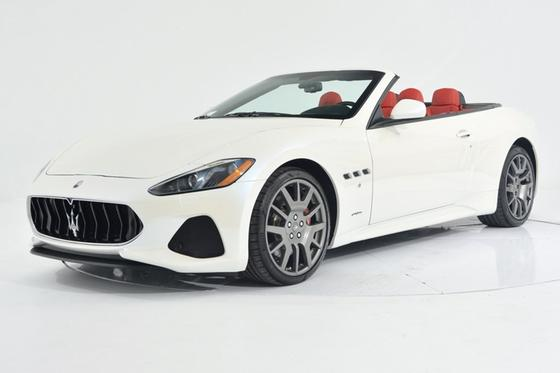 2019 Maserati GranTurismo Convertible:24 car images available
