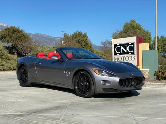 2010 Maserati GranTurismo Convertible:24 car images available