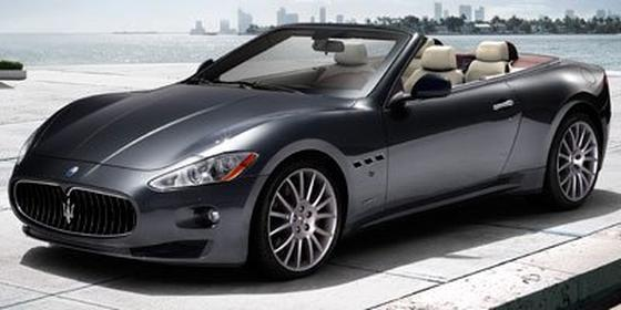 2012 Maserati GranTurismo Convertible : Car has generic photo