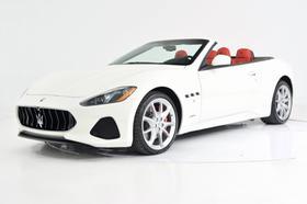 2019 Maserati GranTurismo Convertible:24 car images available