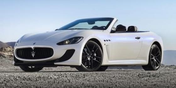 2015 Maserati GranTurismo Convertible : Car has generic photo