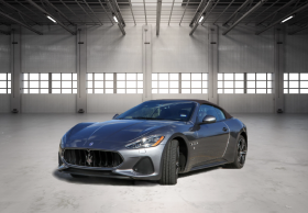 2018 Maserati GranTurismo Convertible:6 car images available