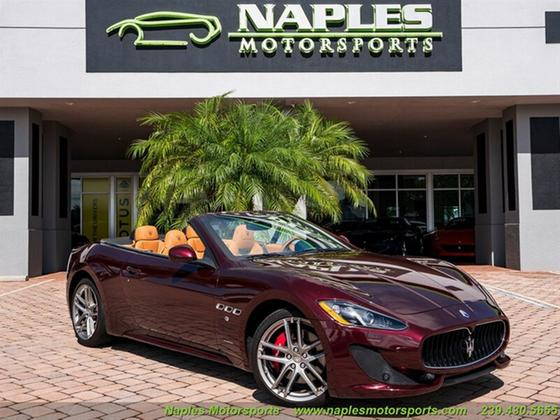 2016 Maserati GranTurismo Convertible:24 car images available