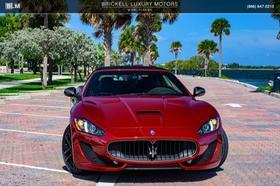 2017 Maserati GranTurismo Convertible