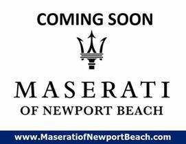 2019 Maserati GranTurismo Convertible : Car has generic photo