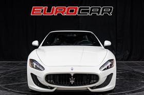 2015 Maserati GranTurismo Convertible