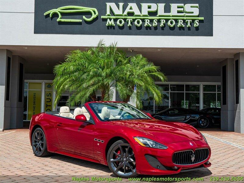 2014 Maserati GranTurismo Convertible:24 car images available