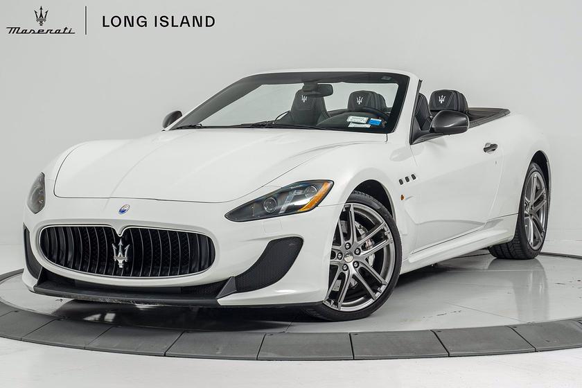 2015 Maserati GranTurismo Convertible:24 car images available