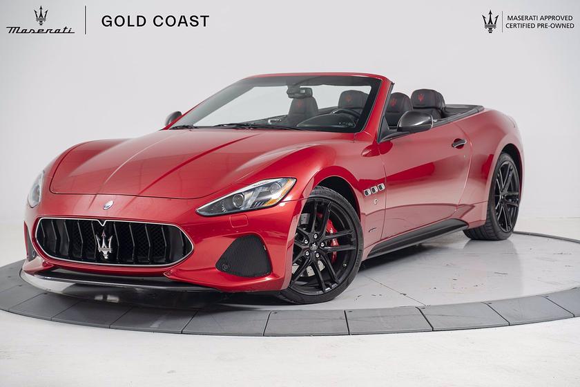 2019 Maserati GranTurismo Convertible:22 car images available
