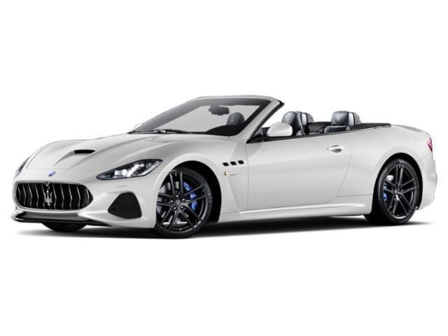 2018 Maserati GranTurismo Convertible:2 car images available