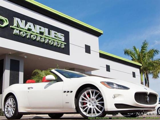 2011 Maserati GranTurismo GT Convertible:24 car images available