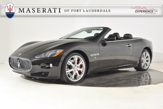 2015 Maserati GranTurismo GT Convertible:24 car images available