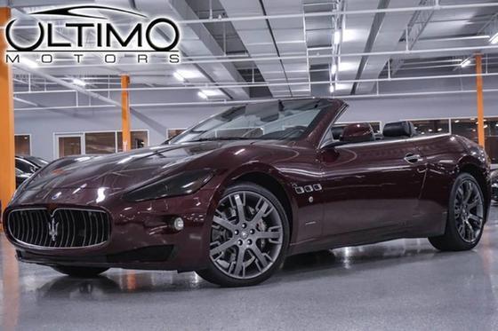 2010 Maserati GranTurismo GT Convertible:24 car images available