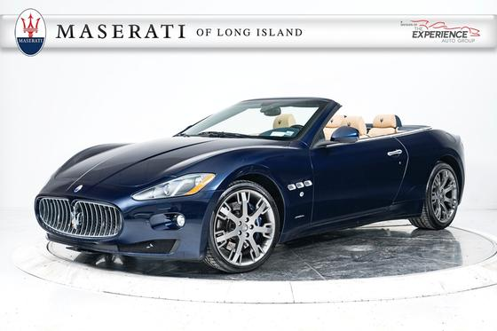 2014 Maserati GranTurismo GT Convertible:24 car images available