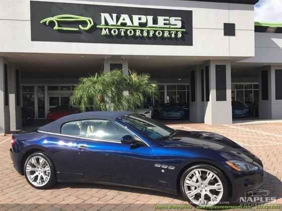 2013 Maserati GranTurismo GT Convertible:22 car images available