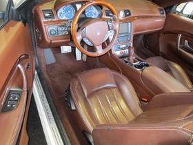 2012 Maserati GranTurismo GT Convertible