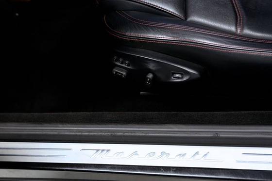 2014 Maserati GranTurismo GT Convertible