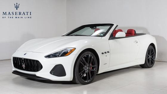 2018 Maserati GranTurismo GT Convertible:23 car images available