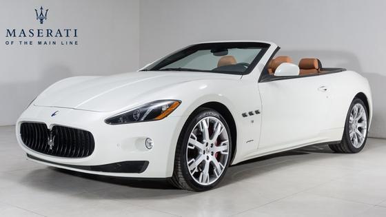 2015 Maserati GranTurismo GT Convertible:23 car images available