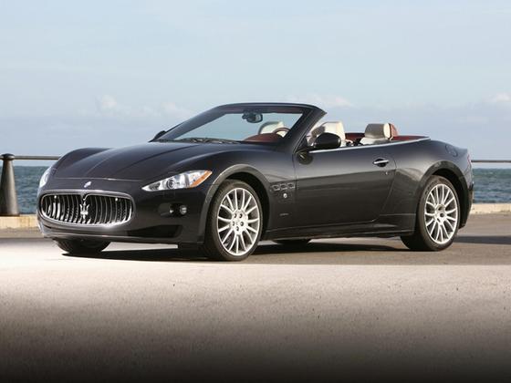 2016 Maserati GranTurismo GT Convertible : Car has generic photo