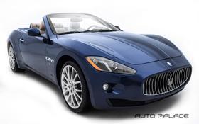 2014 Maserati GranTurismo GT Convertible:24 car images available