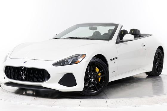 2018 Maserati GranTurismo GT Convertible:13 car images available
