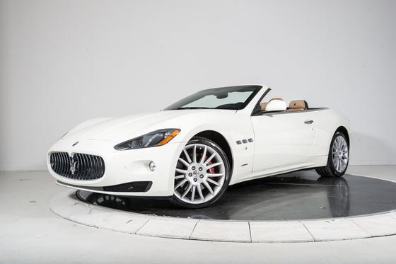 2013 Maserati GranTurismo GT Convertible:24 car images available