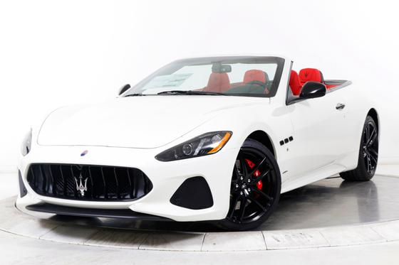 2019 Maserati GranTurismo GT Convertible:12 car images available