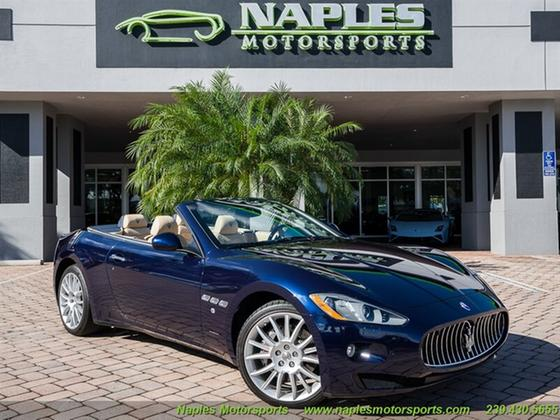 2015 Maserati GranTurismo GT Convertible:24 car images available