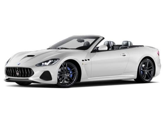 2019 Maserati GranTurismo GT Convertible : Car has generic photo