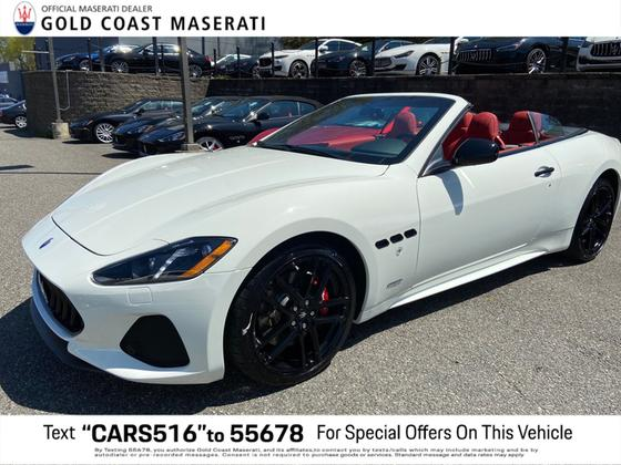 2019 Maserati GranTurismo GT Convertible:24 car images available