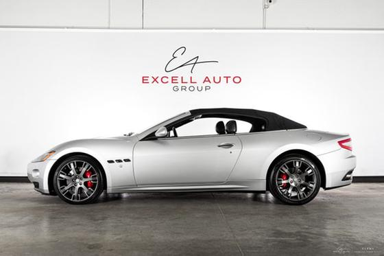 2013 Maserati GranTurismo GT Convertible:24 car images available