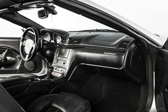 2013 Maserati GranTurismo GT Convertible