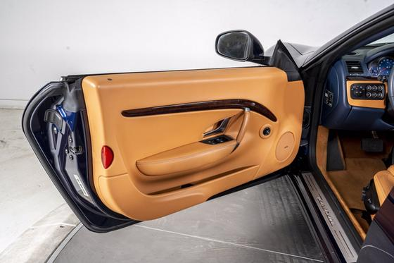 2016 Maserati GranTurismo GT Convertible