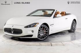 2017 Maserati GranTurismo GT Convertible:24 car images available