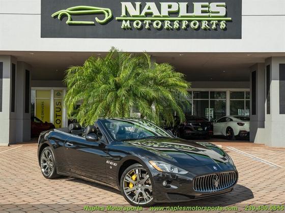 2016 Maserati GranTurismo GT Convertible:24 car images available