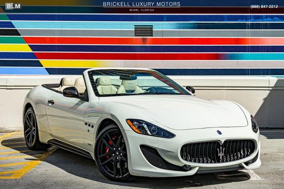 2016 Maserati GranTurismo MC Centennial:24 car images available