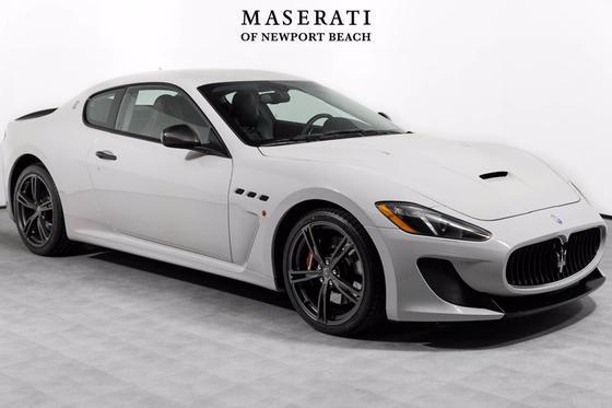 2016 Maserati GranTurismo MC Centennial:24 car images available