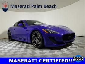 2017 Maserati GranTurismo MC Centennial:24 car images available
