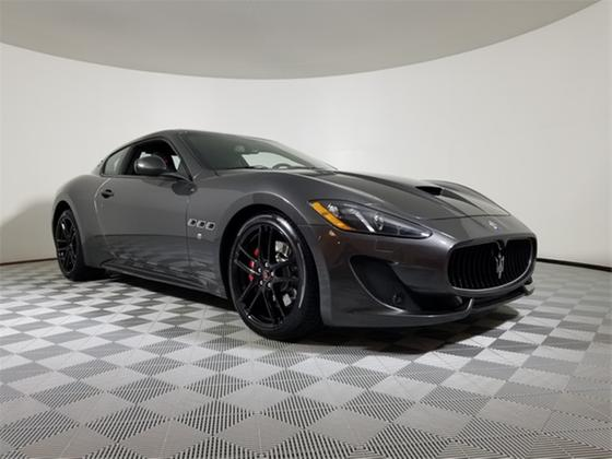 2017 Maserati GranTurismo MC Centennial:24 car images available