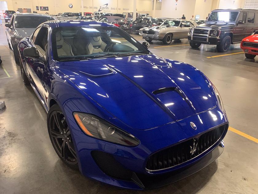 2015 Maserati GranTurismo MC Centennial:6 car images available