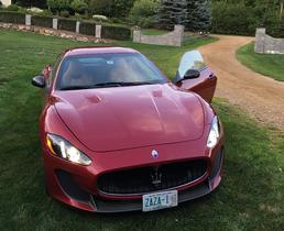 2013 Maserati GranTurismo MC:9 car images available