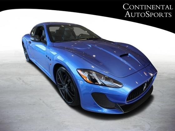 2016 Maserati GranTurismo MC:13 car images available