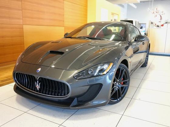 2017 Maserati GranTurismo MC:24 car images available
