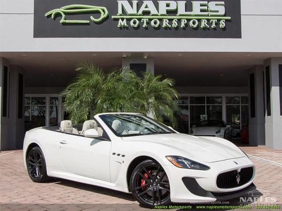 2013 Maserati GranTurismo MC:24 car images available
