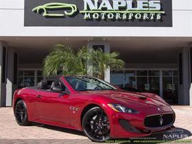 2017 Maserati GranTurismo MC:24 car images available