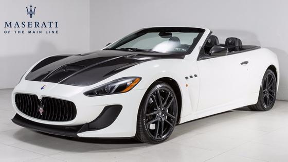 2013 Maserati GranTurismo MC:22 car images available