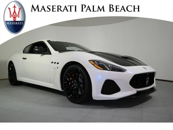 2018 Maserati GranTurismo MC:24 car images available