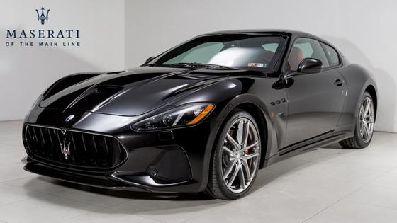 2018 Maserati GranTurismo MC:21 car images available
