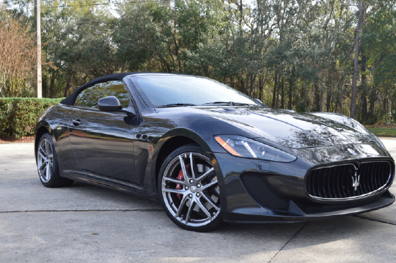 2013 Maserati GranTurismo MC:16 car images available